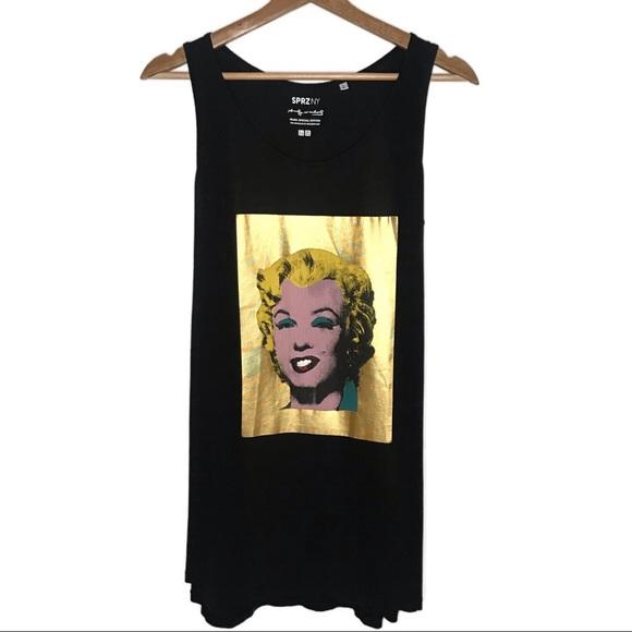 Uniqlo x MoMA x Andy Warhol | Marilyn Monroe Top